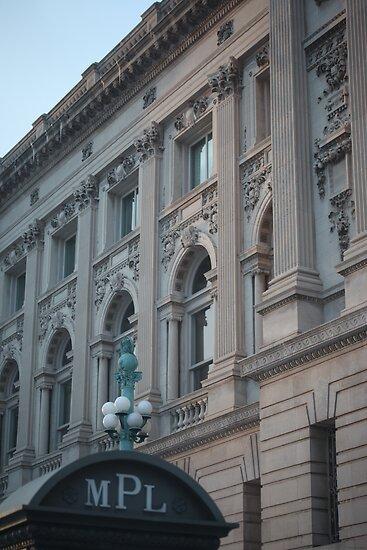 Milwaukee Public Library by Thomas Murphy