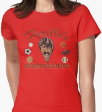 Furillo's Sporting Goods Womens Fitted T-Shirt