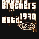 USA ny grunge by rogers bros by usanewyork