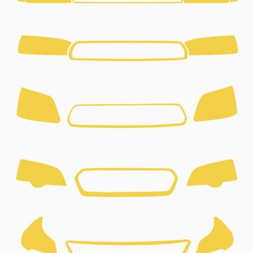 Subaru Legacy Generations de Venusta