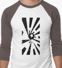 Starburst Men's Baseball ¾ T-Shirt