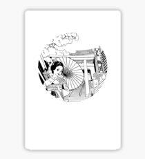 Enoshima - Kanagawa-ken Sticker