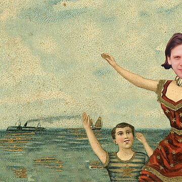 Neutral Milk Hotel - Jeff Mangum on In the Aeroplane Over the Sea Cover by jakel