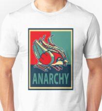 Bird Jesus For Anarchy Unisex T-Shirt