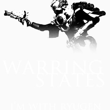 Warring States - Ryugen by cyclestogehenna