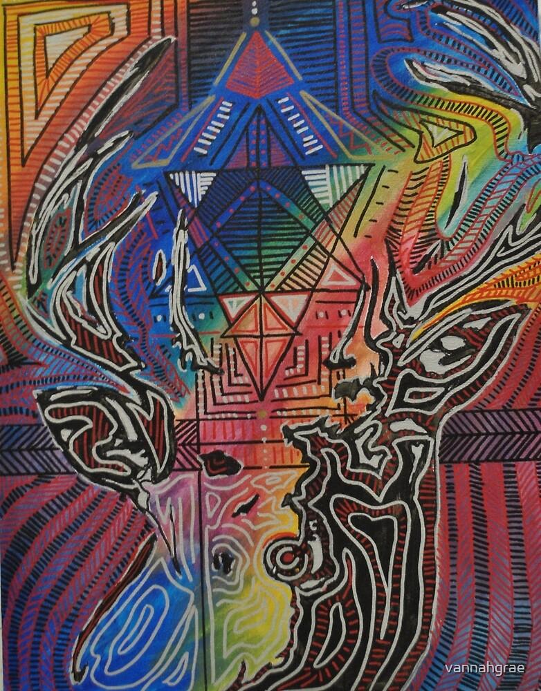 Oh Deer  by vannahgrae
