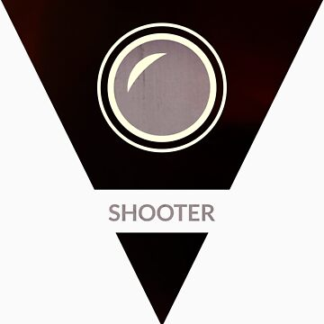symbols: the shooter by digitalstoff