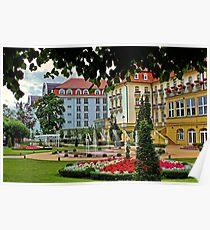 Grand Hotel   in Sopot Poster