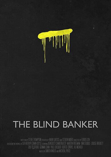 Sherlock - The Blind Banker by Ashqtara