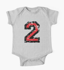 The Number Two - No. 2 (two-color) red Kids Clothes