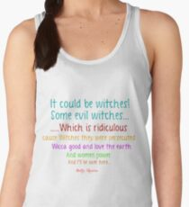 Xander's theory Once More With Feeling Dark Women's Tank Top