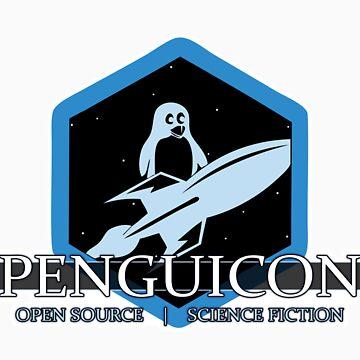 Classic Penguicon logo by Penguicon