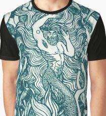 The Merman Graphic T-Shirt