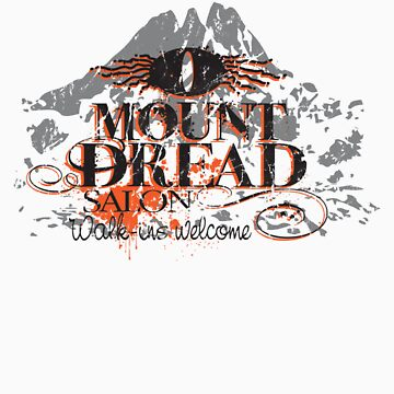 Mt. Dread Salon by auntiememe