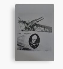 WWI Fighter Canvas Print