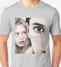 Girl Interrupted  Unisex T-Shirt
