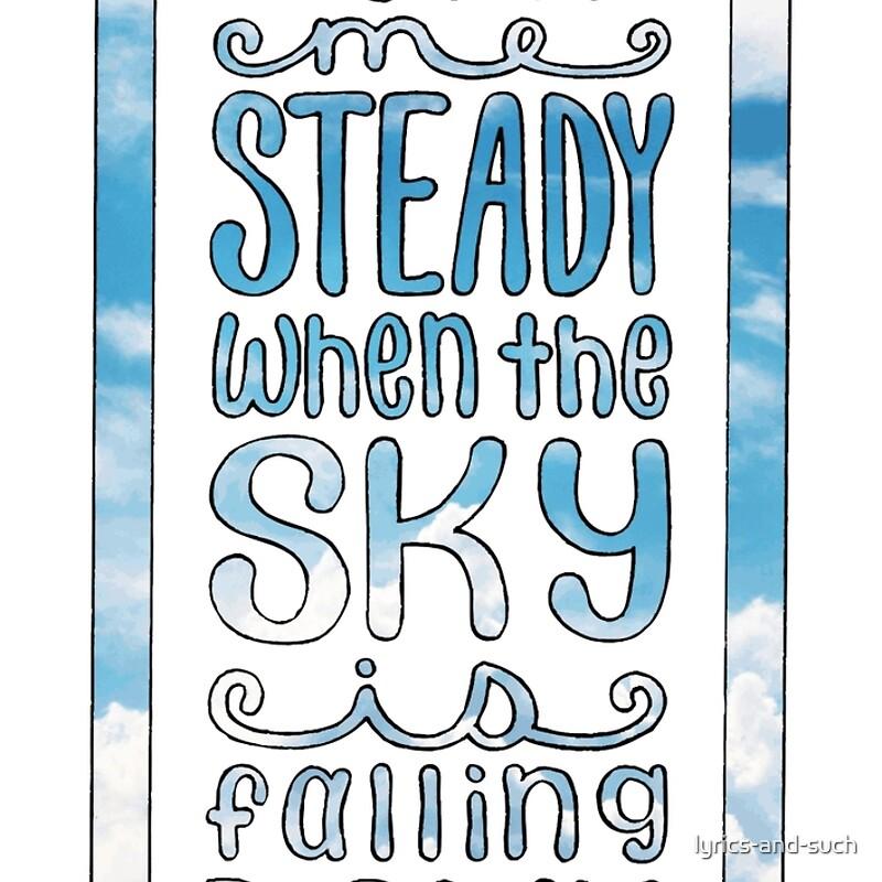 Lyric lyrics country : Steady (For King & Country) Lyrics