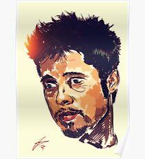 Brad Pitt  Poster