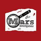 Mars Investigations by Alyssa Fifer