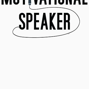 Motivational Speaker by supernate77