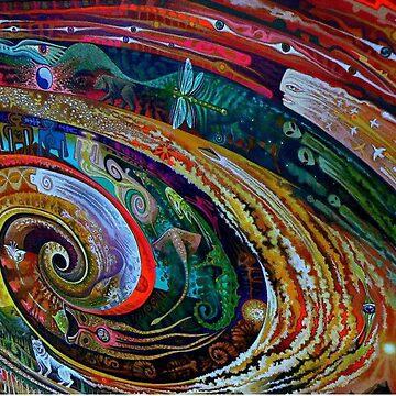 UFO, Alien, Whirlwind  by webso