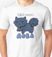 """Ren / DEEP VOICE / """"AOBA"""" T-Shirt"""