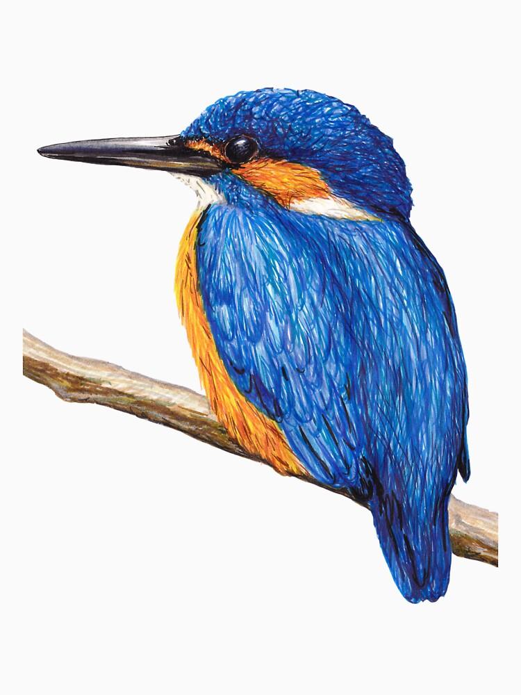 Kingfisher by LFurtwaengler