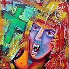 Aztec Vampire by Laura Barbosa