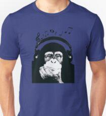 Musical Monkey Unisex T-Shirt