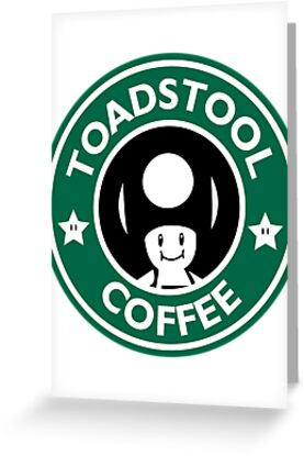 Toadstool Coffee - Traditional  by BraderzLamchops
