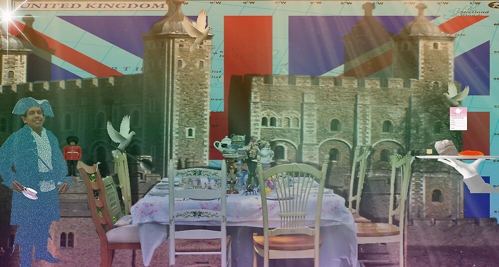 Fancy Dinner in England? Maybe I'm too Fancy by JosephCaleb