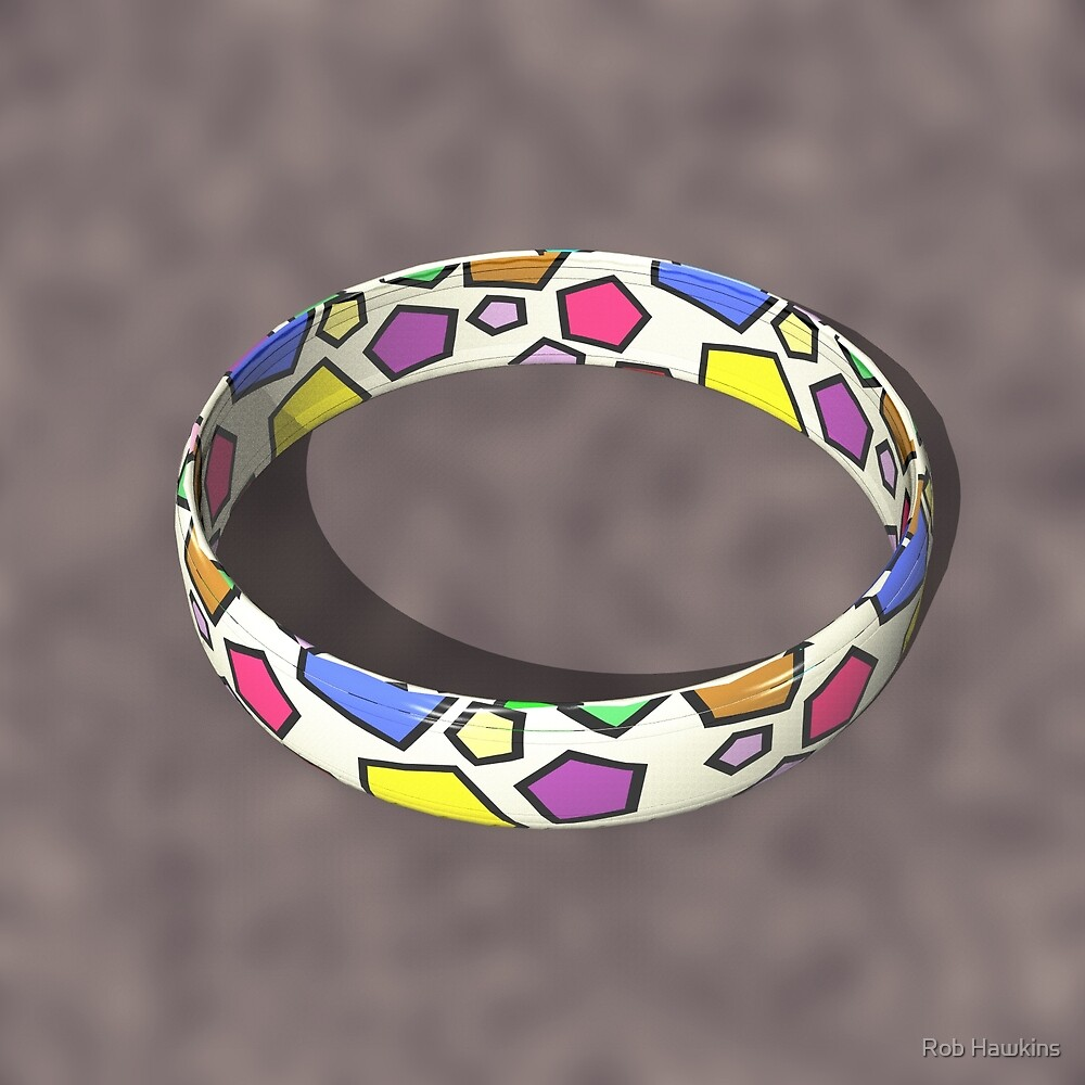 Poly Ring  by Rob Hawkins