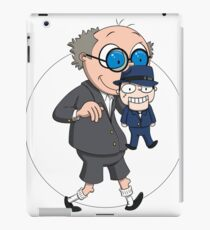 The Ventriloquist makes Scarface dance iPad Case/Skin