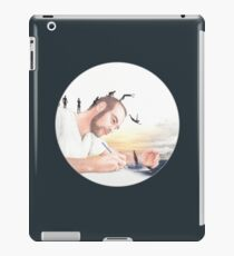 Cliff Diving iPad Case/Skin