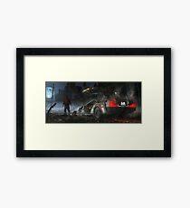 Lost Framed Print