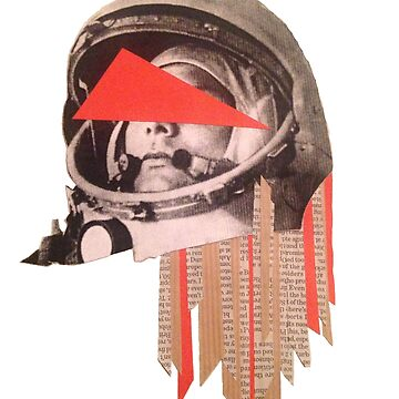 Gagarin by purplefish93