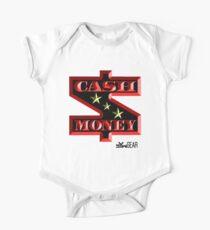 Cash Money Shirt 2.0 Baby Body Kurzarm