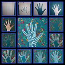 Paint My Hand by LESLEY BUtler