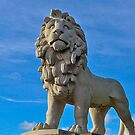 Thames Lion by cammisacam