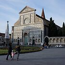 Piazza Santa Maria Novella(Firenze/Italy) by bertipictures