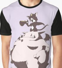 Cait Sith Graphic T-Shirt