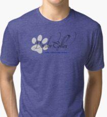 Border Collies - Simply The Best Tri-blend T-Shirt