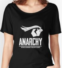 Anarchy Women's Relaxed Fit T-Shirt