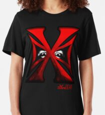 DXD Shirt Slim Fit T-Shirt