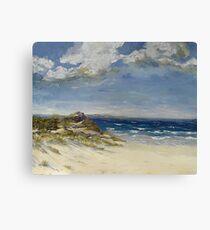 Dune Landscape Canvas Print
