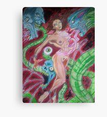 sex dream Canvas Print