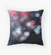 Midnight expressions Throw Pillow