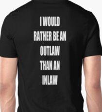 OUTLAW Unisex T-Shirt