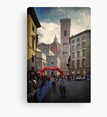 Firenze 2013 ~ Word Cycling Championship Canvas Print