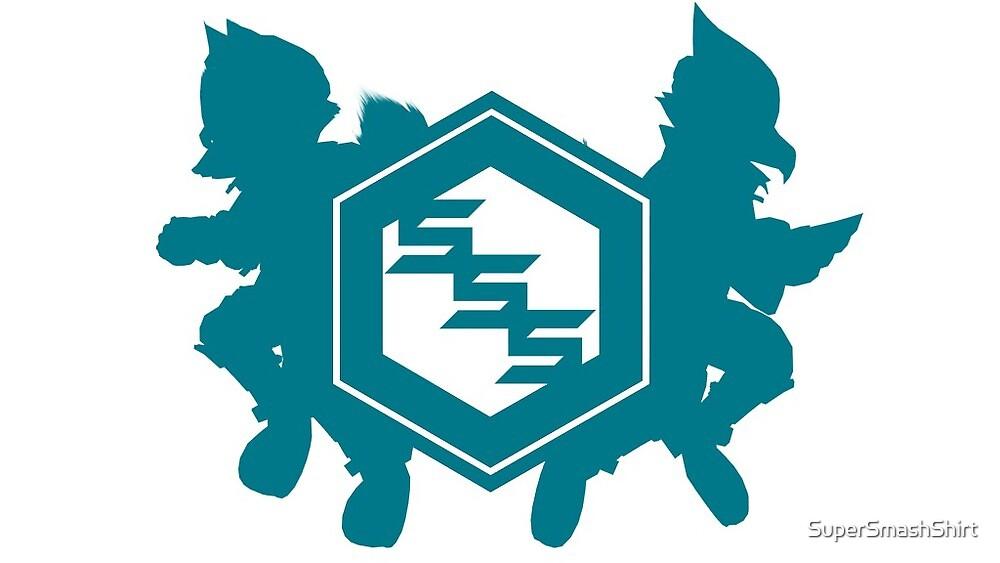 Super Smash Shirts logo by SuperSmashShirt